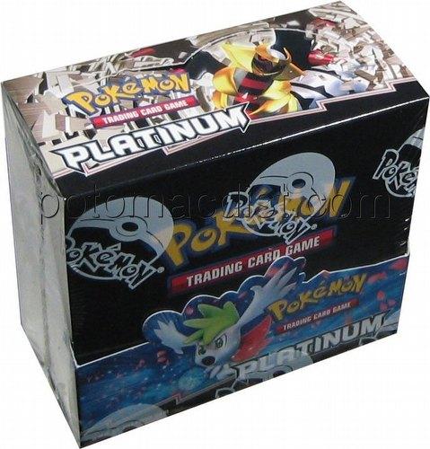 Pokemon TCG: Platinum Booster Box
