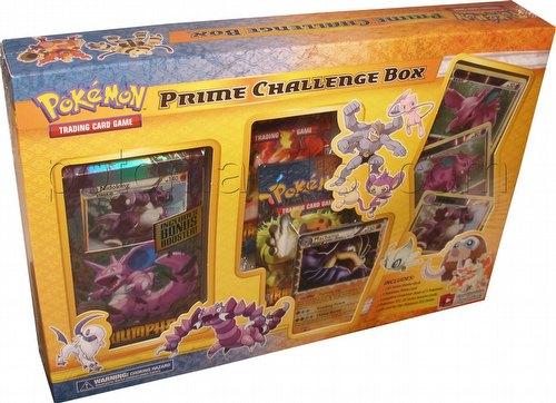 Pokemon TCG: Prime Challenge Triumphant Box [Machamp]