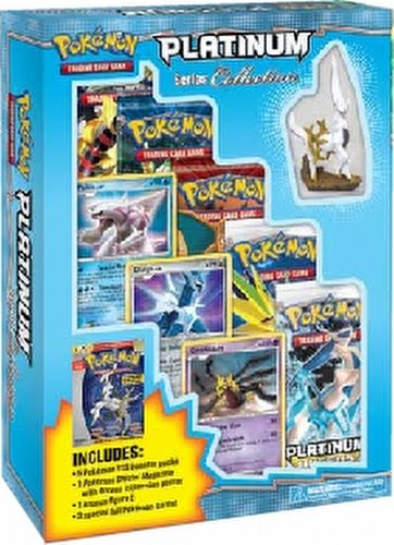 Pokemon TCG: Platinum Series Collection Case [12 boxes]