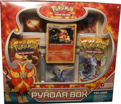 Pokemon TCG: Pyroar Box