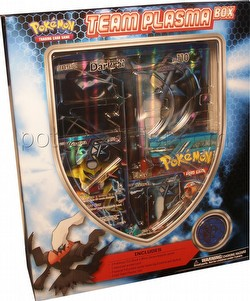 Pokemon TCG: Team Plasma Box