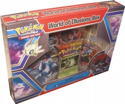 Pokemon TCG: World of Illusions Box