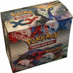 Pokemon TCG: XY Booster Box
