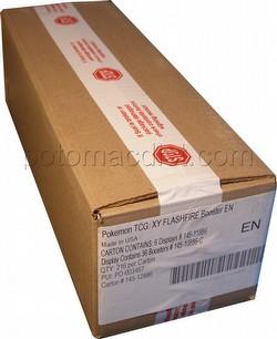 Pokemon TCG: XY Flashfire Booster Box Case [6 boxes]