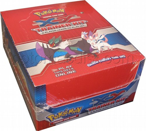 Pokemon TCG: XY Trainer Box