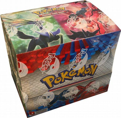 Pokemon TCG: XY Theme Starter Deck Box