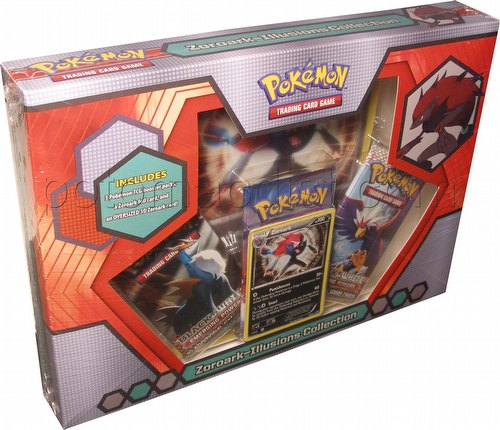 Pokemon TCG: Zoroark Illusions Collection