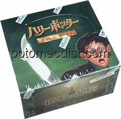 Harry Potter: Chamber of Secrets Booster Box [Japanese]