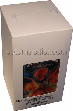 Power Rangers Action Card Game: Rise of Heroes Blister Booster Box