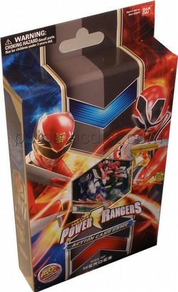 Power Rangers Action Card Game: Rise of Heroes Theme Deck