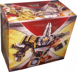 Power Rangers Action Card Game Universe of Hope Theme Deck Starter Box