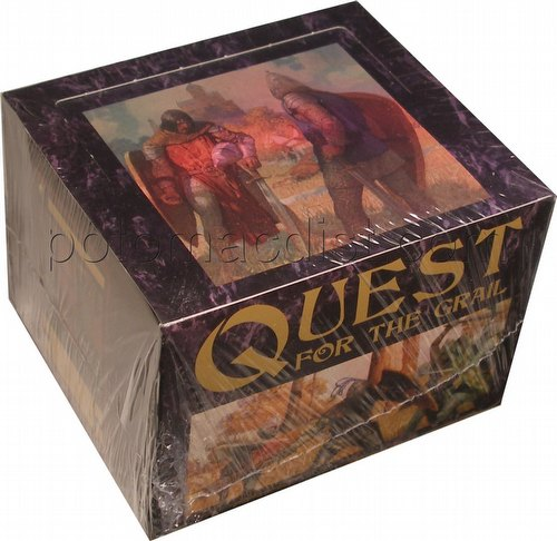Quest For The Grail: Booster Box