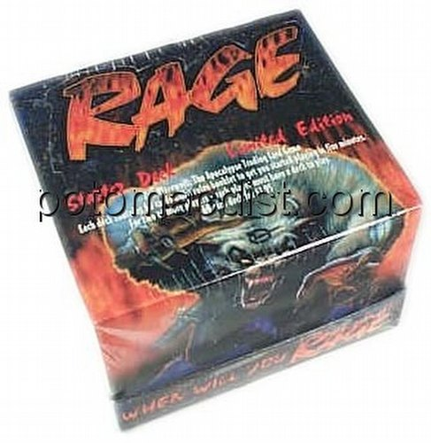Rage: Starter Deck Box [Limited]