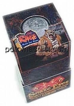 Rage Across Las Vegas: Snake Eyes Phase 1 Booster Booster Box