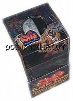 Rage Across Las Vegas: Snake Eyes Phase 3 Booster Booster Box