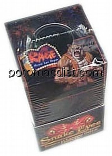Rage Across Las Vegas: Snake Eyes Phase 5 Booster Booster Box