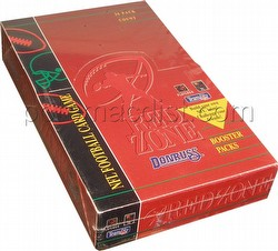 NFL Red Zone Football Card Game: Booster Box