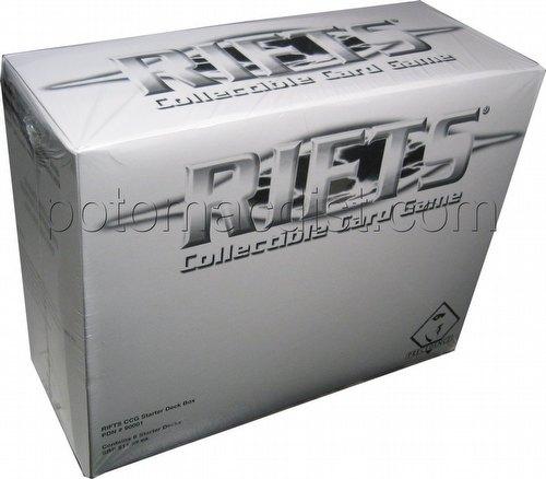 RIFTS: Starter Deck Box