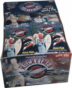 Rocketmen Constructible Strategy Game [CSG]: Battle of Titans Game Pack Box