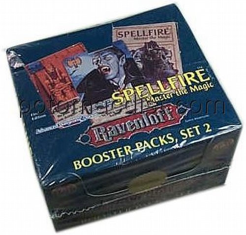 Spellfire: Ravenloft Booster Box