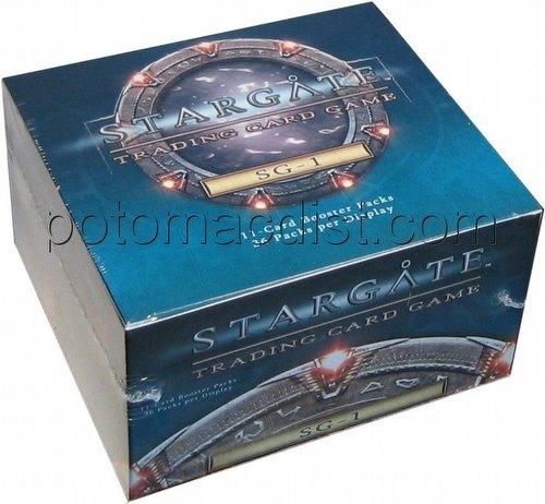 Stargate: SG-1 Booster Box