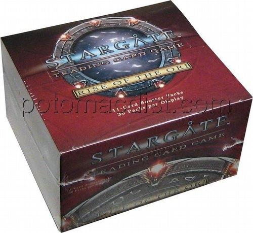 Stargate: SG-1 Rise of the Ori Booster Box