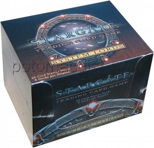 Stargate: SG-1 System Lords Starter Deck Box