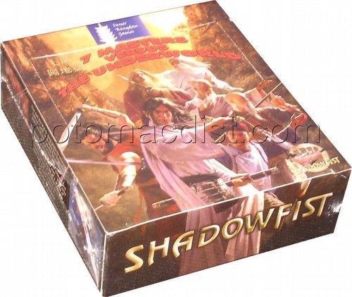 Shadowfist TCG: 7 Masters Vs. Underworld Booster Box [Inner Kingdom Games]