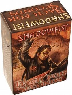 Shadowfist TCG: Back For Seconds Starter Deck Set