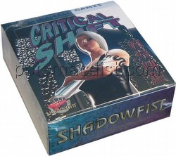 Shadowfist TCG: Critical Shift Booster Box