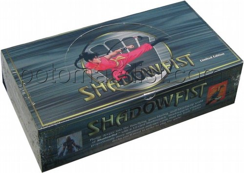 Shadowfist TCG: Booster Box [Limited]