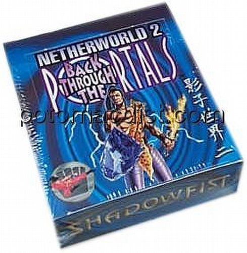 Shadowfist TCG: Netherworld 2: Back Through the Portals Booster Box