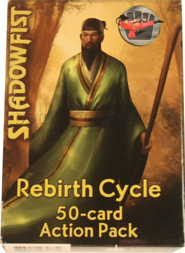 Shadowfist TCG: Rebirth Cycle 50-Card Action Pack
