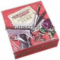 Shadowfist TCG: Red Wedding Booster Box