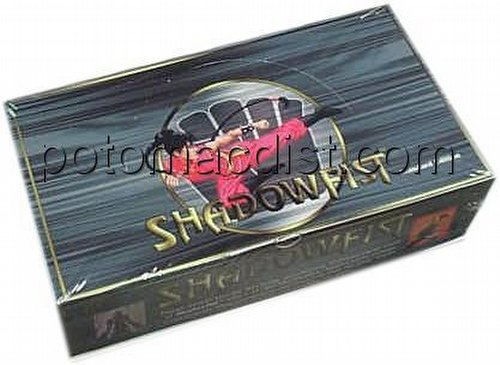 Shadowfist TCG: Booster Box [Standard]