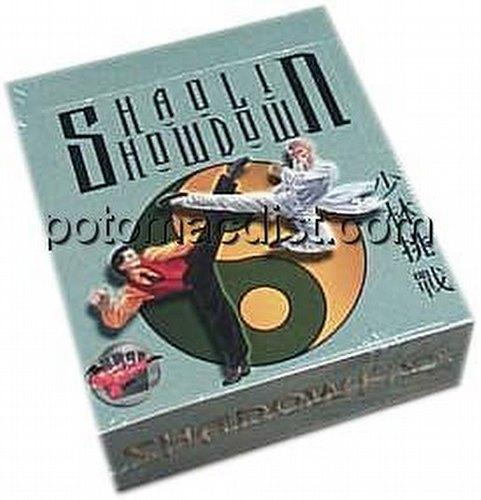 Shadowfist TCG: Shaolin Showdown Booster Box