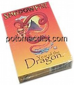 Shadowfist TCG: Year of the Dragon The Ascended Starter Deck