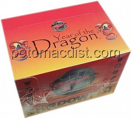 Shadowfist TCG: Year of the Dragon Starter Deck Box