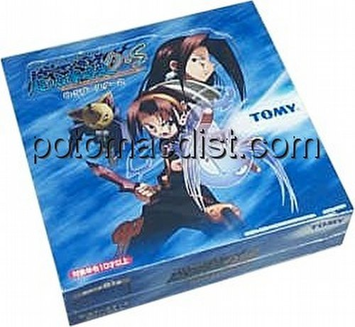 Shaman King TCG: OS-2 Booster Box [Japanese]