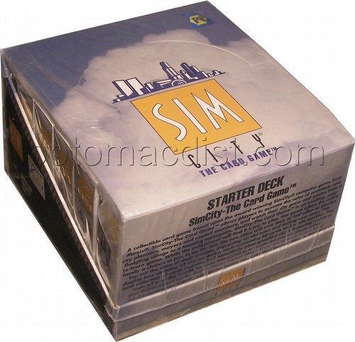 Sim City: Starter Deck Box