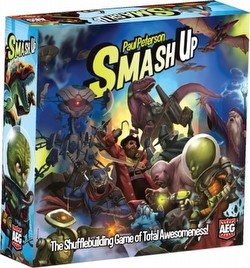 Smash Up: Core Shufflebuilding Game
