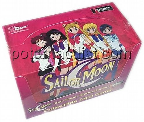 Sailor Moon: 2-Player Starter Deck Box [Limited]