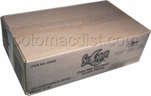 Sailor Moon: Booster Case [1st/Premiere Edition/6 boxes]