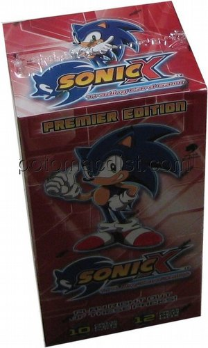Sonic X: Booster Box