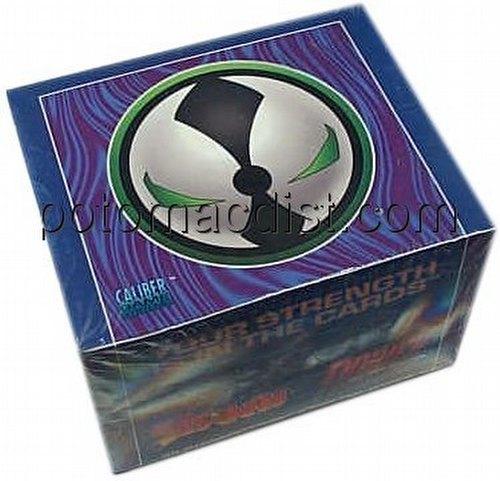 Spawn Power Cardz: Booster Box