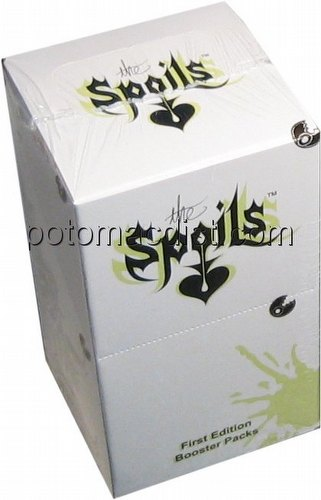 The Spoils Trading Card Game [TCG]: 1st Edition Booster Box