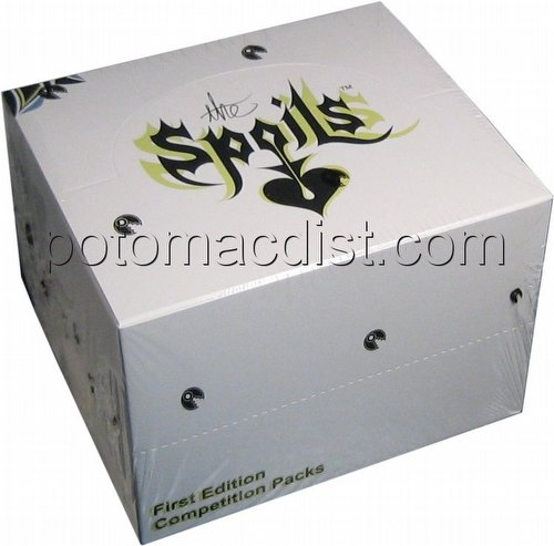 The Spoils Trading Card Game [TCG]: 1st Edition Compeition Pack Box