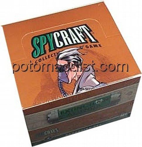 Spycraft: Extinction Agenda Booster Box