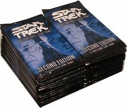 Star Trek CCG: 2nd Edition Booster Lot [30 booster packs]