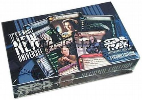 Star Trek CCG: 2nd Edition Booster Box